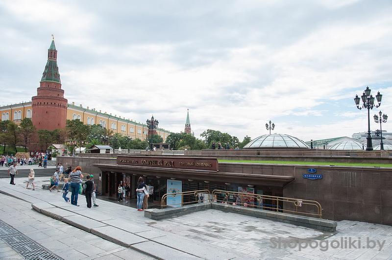 ТЦ Охотный ряд в Москве