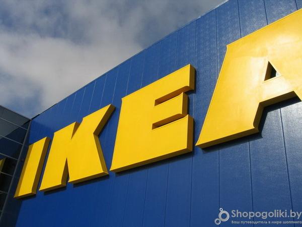 Оказывается, теперь мы можем заказывать мебель IKEA, а также всякую