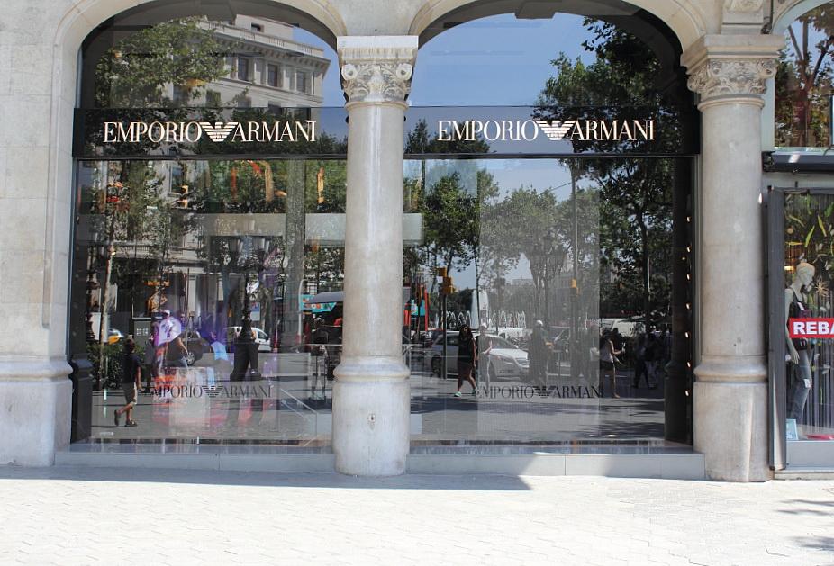 e5fa6d8dc8be Шопинг в Барселоне   Магазины, торговые центры, бутики, цены на ...