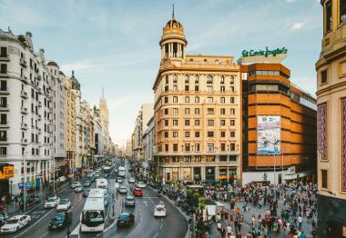шопинг в Европе