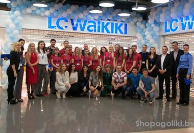 Открытие Waikiki в Минске