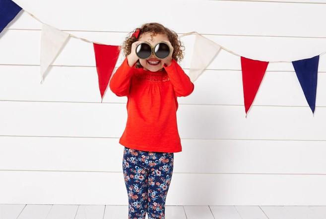 Больше новых и красивых нарядов с Mothercare!