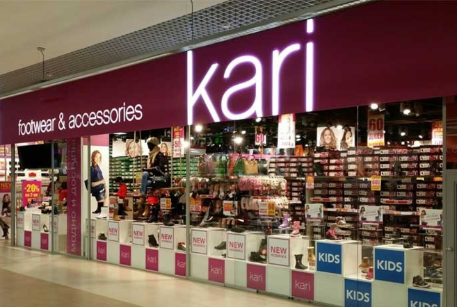 В Kari скидка 40% от уже сниженных цен на всю зимнюю обувь
