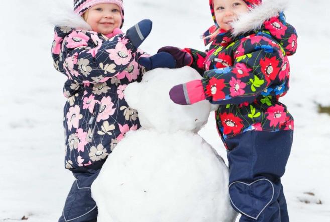 25% на зимнюю одежду KERRY в SuomiKids