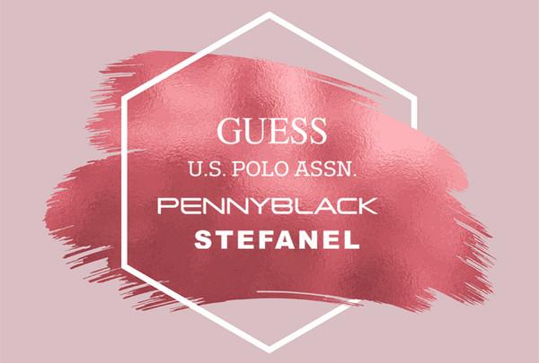 Скидка 20% на весь ассортимент в Guess, Stefanel, Pennyblack, U.S. Polo Assn.