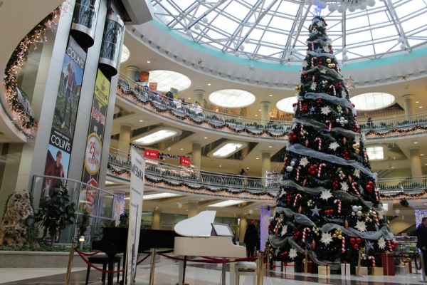 Новогодние ярмарки и маркеты в декабре 2016 фото 1