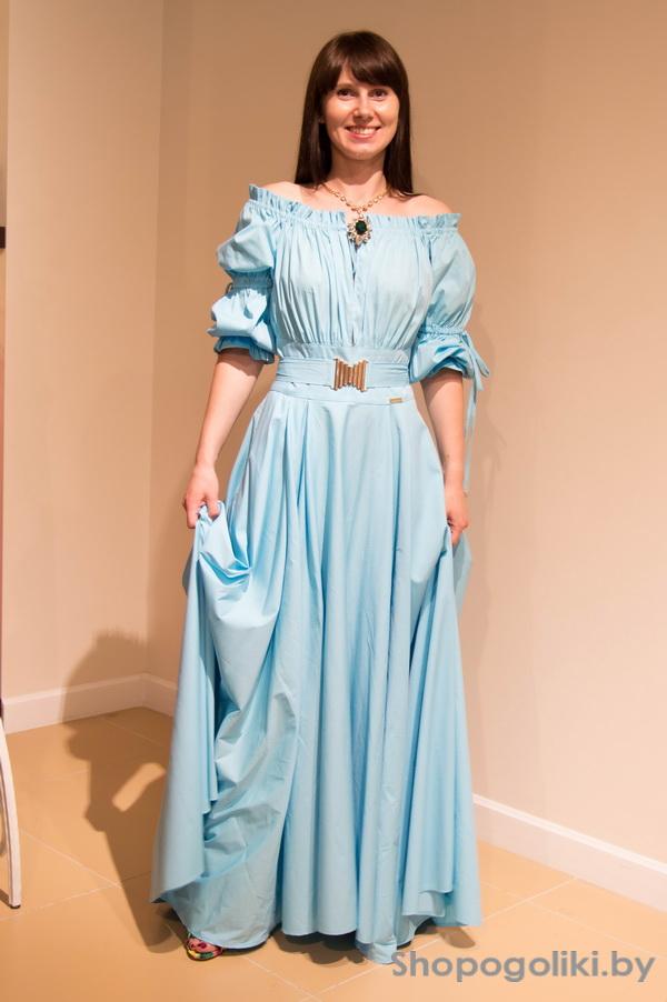 Платья крестьянка в современном стиле фото