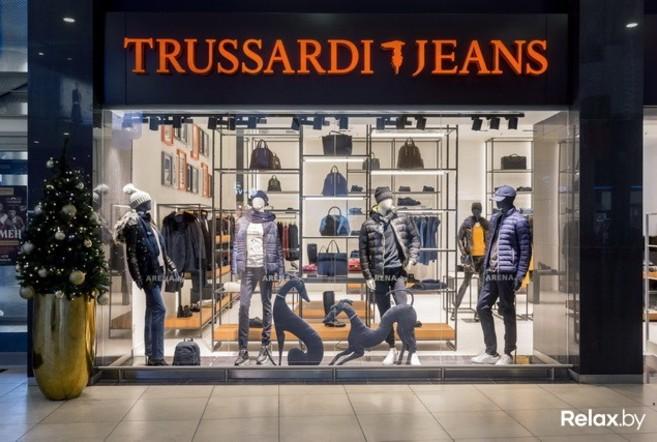 Скидки до 70% в Trussardi