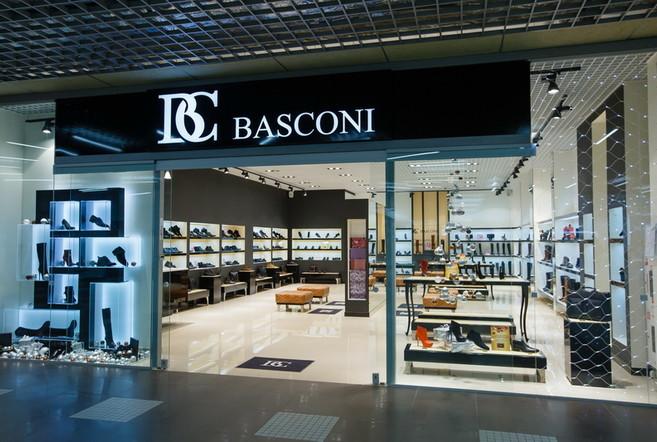 25% на обувь в Basconi