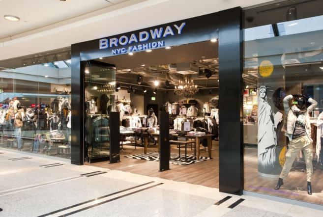 Ликвидация магазина Broadway