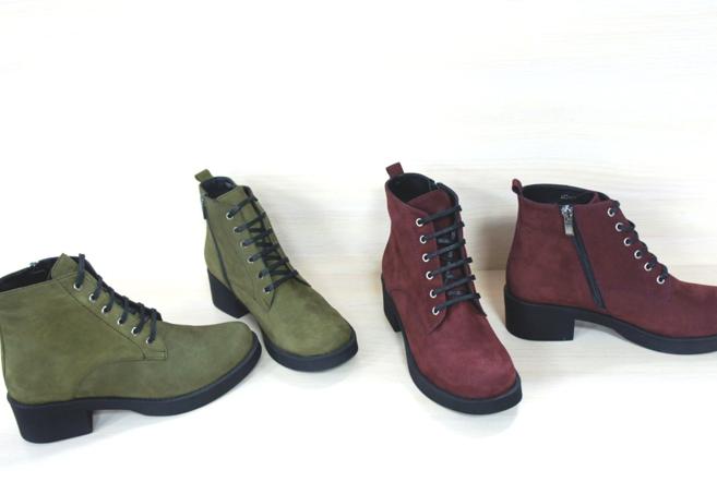 -30% на всю осеннюю обувь в МЕГАТОП