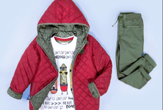 """Осень в радость! Выбираем теплую одежду со скидкой в """"Буслике""""!"""