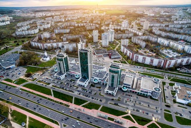 Три молла в Минске устроят семейные распродажи