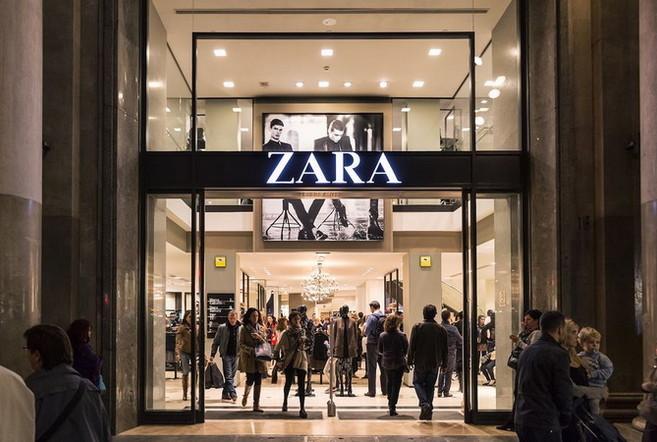 Zara - открытие магазина в августе в Минске