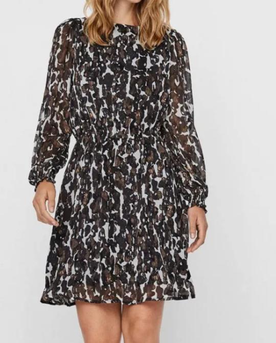 Платье из шифона Vero Moda