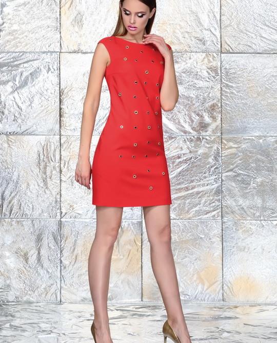Красное платье Noche Mio