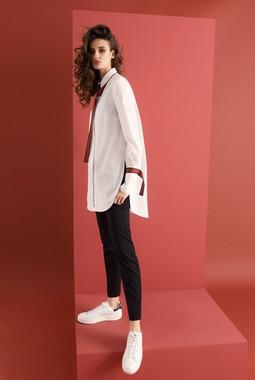 Белая блуза Favorini