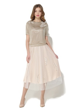 Блуза и юбка из фатина CONDRA DELUXE