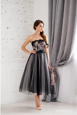 Кружевное платье LeRina