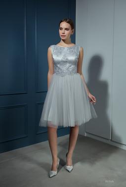 Жемчужное платье LeRina