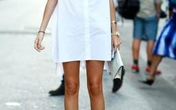 Кратко и по делу. 25 платьев-рубашек на лето