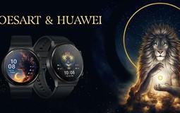 Huawei выпустила fantasy-циферблаты для умных часов вместе с художником JoJoesArt