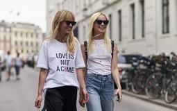 ТОП-9 стильных футболок на лето