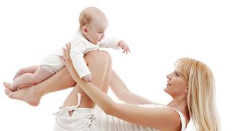 Как красиво «прийти в себя» после родов