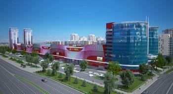 ТРЦ Dana Mall скоро откроется на пр. Независимости