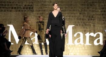 Торжественное открытие нового бутика MaxMara