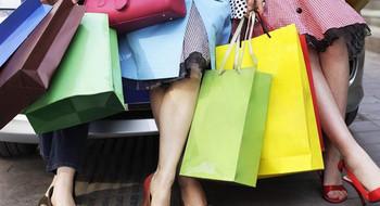 Shopping-weekend: 23-24 апреля