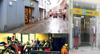 Знакомимся с винтажными, комиссионными и секонд-хэнд магазинами Вильнюса