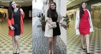 На любой случай: 4 платья от Sinequanone