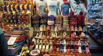 В Стамбул на выходные - успеть все! Шопинг. Часть 2
