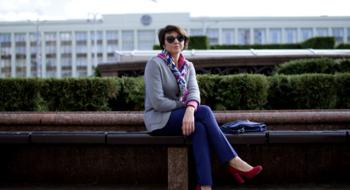 Minsk style. Лариса
