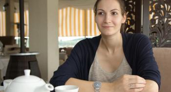 """Анастасия Веремеенко: """"В одежде выбираю качество, а не громкое имя"""""""