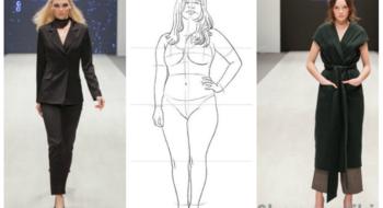 Реальные женские фигуры и дизайнерская одежда: есть контакт?