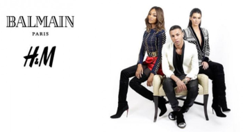 Wish List. Balmain for H&M