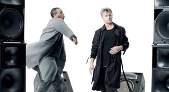 Бог танца: Михаил Барышников для Rag & Bone