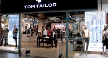 В торговом центре «Замок» открылся магазин TOM TAILOR!