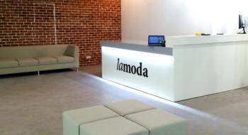 Lamoda открывает пункт выдачи заказов в Минске
