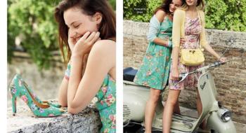 Весна-лето 2015 в United Colors of Benetton