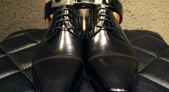 Итальянская обувь в магазине Pierre Cardin