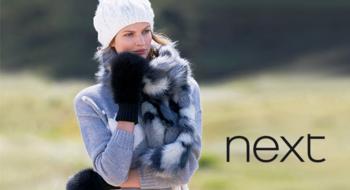Новая коллекция в NEXT: зима 2014-2015