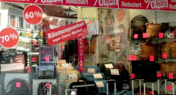 Путешествие в Мюнхен. Распродажи. Октоберфест