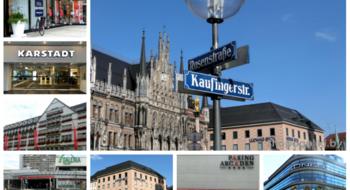 Путешествие в Мюнхен. Шопинг
