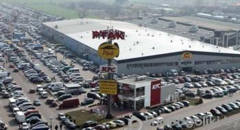 Птак - торговый центр в Лодзи