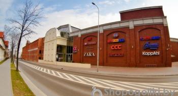 Альфа в Белостоке - крупнейшая галерея магазинов