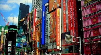 Шопинг в Токио: эксклюзивный, молодежный, разнообразный