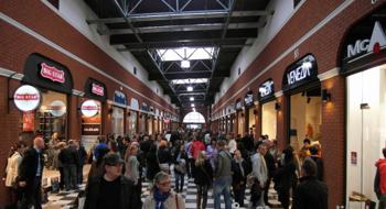 Шопинг в Белостоке: торговые центры Ашан, Альфа, магазины